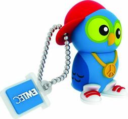 Emtec Animalitos 2.0 USB Flash Drive