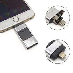 eMart Apple iPhone USB Flash Drive 32GB i-Flash U-Disk Memor