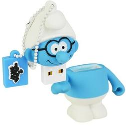 Tribe Brainy - The Smurfs 8GB USB Flash Drive Thumb Memory S