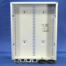 """Cooper 18"""" Open House Structured Media Wiring Enclosure Pane"""