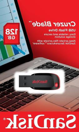 SanDisk Cruzer Blade USB 32GB Flash Drive