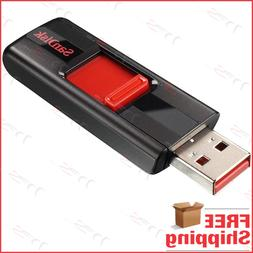 SanDisk Cruzer CZ36 64GB USB 2.0 Flash Drive, Frustration-Fr