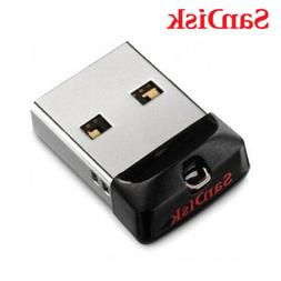 SanDisk Cruzer Fit 32GB USB 2.0 Mini Flash Drive