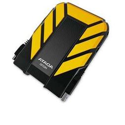 ADATA Dash Drive 1TB External Hard Drive - Yellow