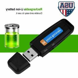 Digital Voice Recorder Mini Sound Device Class-recording USB