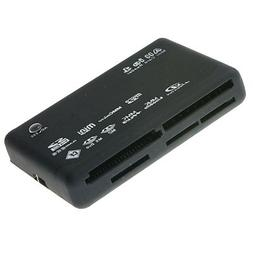 eSecure High Speed All-in-1 USB Card Reader for all Digital