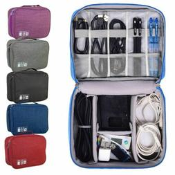 Electronic Accessories Cable USB Drive Organizer Bag Storage