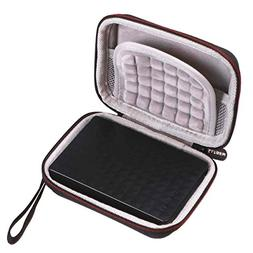 LTGEM EVA Hard Case for WD My Passport & WD My Passport Ultr