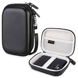 Canboc EVA Shockproof Carrying Case for WD My Passport, WD E