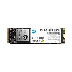 HP EX920 M.2 1TB PCIe 3.1 x4 NVMe 3D TLC NAND Internal Solid