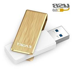 Eaget F50S USB 3.0 Extremely High Speed Capless Flash Drive,