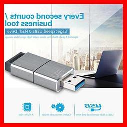 F90 USB 3.0 High Speed Capless Flash Drive Water Resistant P