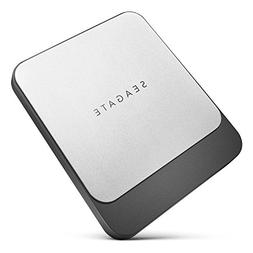 Seagate Fast SSD 500GB External SSD up to 540MB/s Reversible