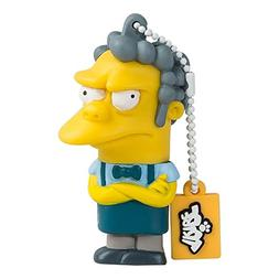 Tribe FD003406 The Simpsons Springfield Pendrive Figure 8 GB