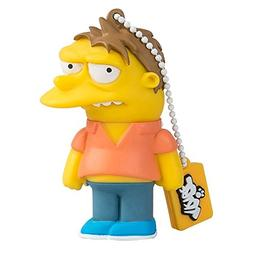 Tribe FD003407 The Simpsons Springfield Pendrive Figure 8 GB