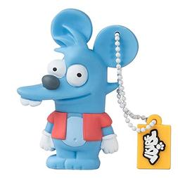 Tribe FD003408 The Simpsons Springfield Pendrive Figure 8 GB