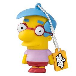 Tribe FD003411 The Simpsons Springfield Pendrive Figure 8 GB