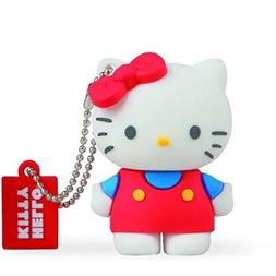 Tribe FD004403 Hello Kitty Classic 8GB USB 2.0 Flash Drive