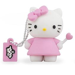 Tribe FD004404 Hello Kitty Angel 8GB USB 2.0 Flash Drive