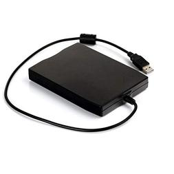 3.5 inch 1.44MB FDD Black USB Portable External Interface Fl