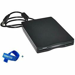 Enterest Floppy & Tape Drives Ultra-thin Portable External U
