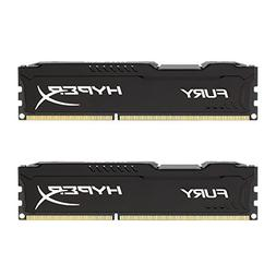 HyperX FURY 16GB  240-Pin DDR3 SDRAM DDR3 1866 Desktop Memor