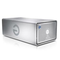 G-Technology 20TB G-RAID Removable Thunderbolt 2 USB 3.0 - H