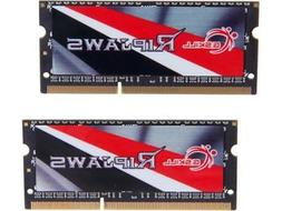 G.SKILL Ripjaws Series 16GB  204-Pin DDR3 SO-DIMM DDR3L Lapt