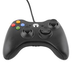 LESHP Game Controller Gamepad USB Wired Shoulders Buttons Im