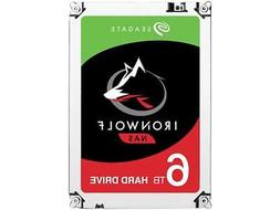 Seagate Hard Drive ST6000VN0041 6TB 7200 RPM 128MB Cache