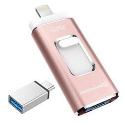 iPhone Flash Drive 32 GB iOS Flash Drives for iPhone Photo S