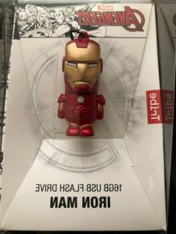 16GB Iron Man USB Flash Drive