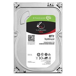 Seagate IronWolf NAS 5900RPM Internal SATA Hard Drive 1TB 6G