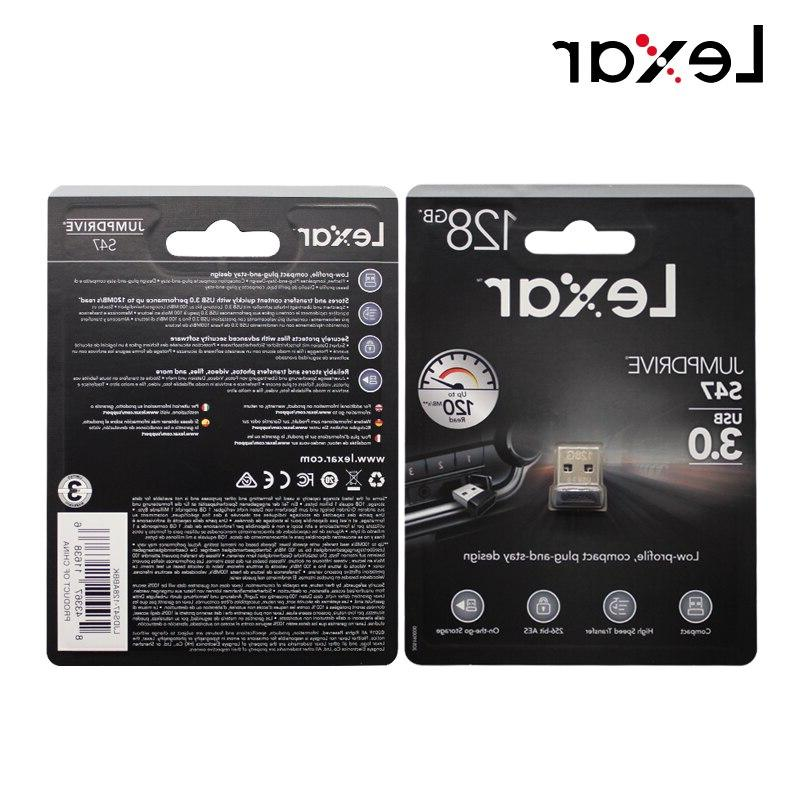 100% <font><b>Lexar</b></font> JUMPDRIVE S47 <font><b>Flash</b></font> <font><b>Drive</b></font> 128GB 32GB <font><b>Drive</b></font> Up U Disk