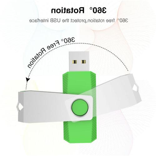 10X 8GB USB 2.0 Flash Pen Memory Storage