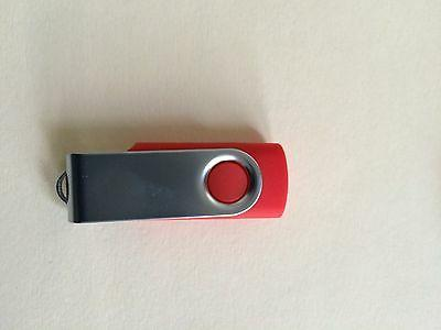 Enfain 16GB Drive RED Compatible w
