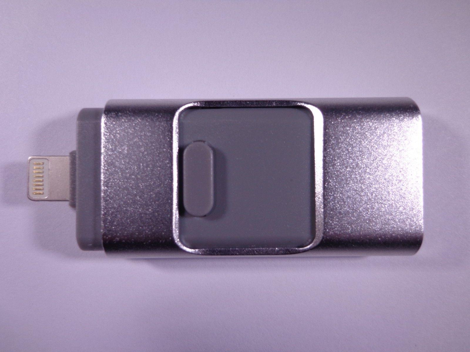 USB Flash Drive Memory Stick for iPhone OTG Android PC