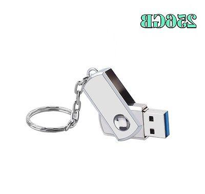 256GB USB 2.0 Flash Drive Disk Memory Stick Thumb Storage Sw