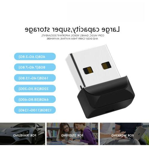 2TB Flash Drive Thumb U Storage Laptop