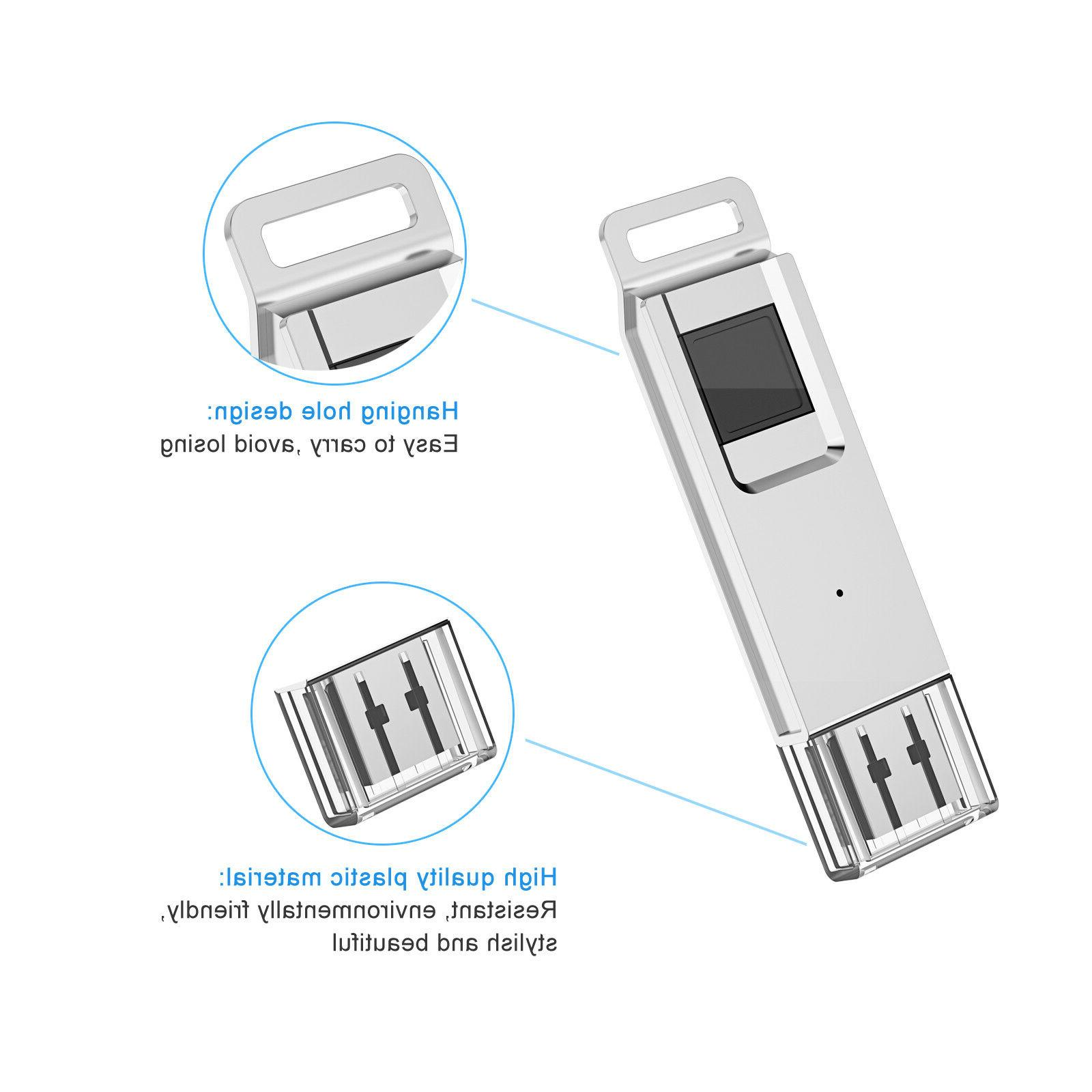 32G/128G Security Recognition Encrypted High Flash Drive