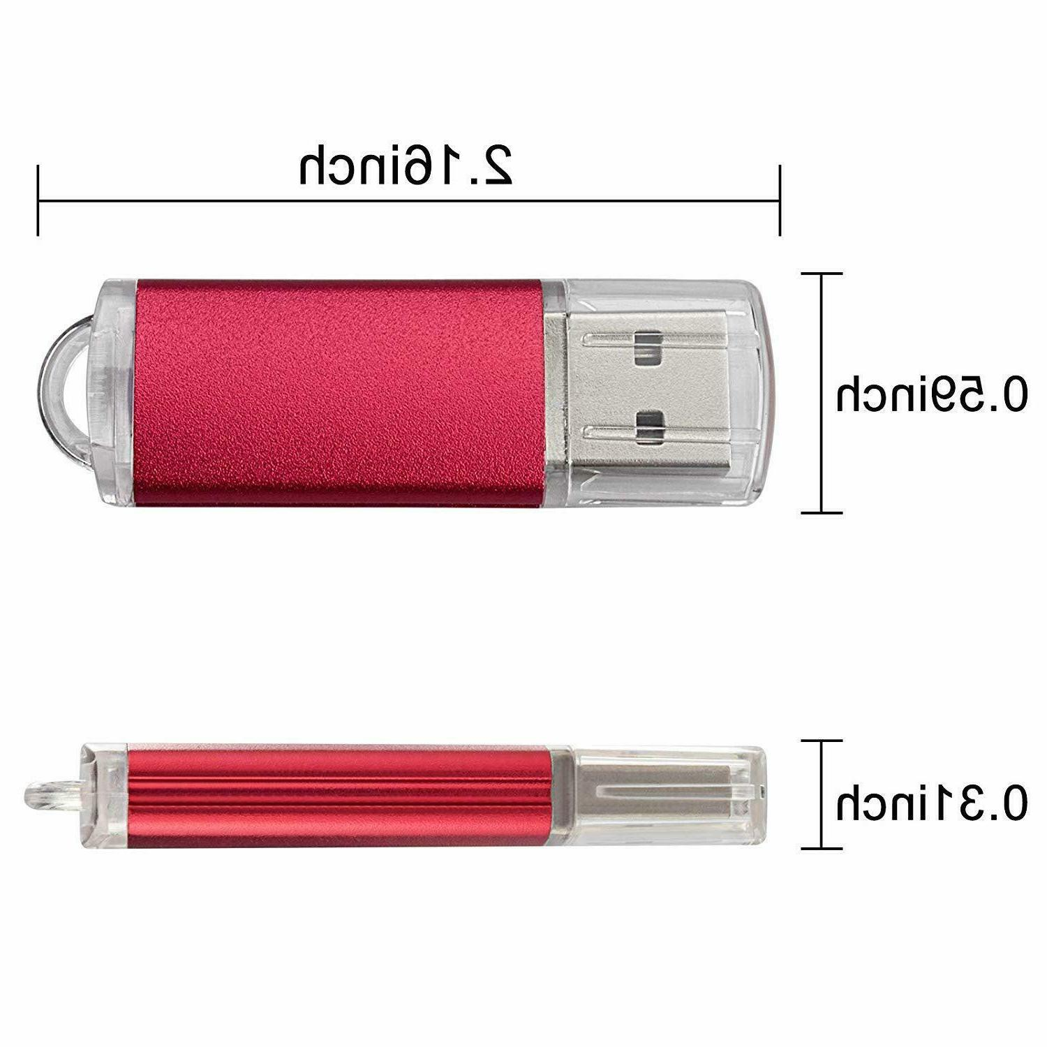 32GB USB 2.0 Flash Drive Stick Pen with Indicator Speed