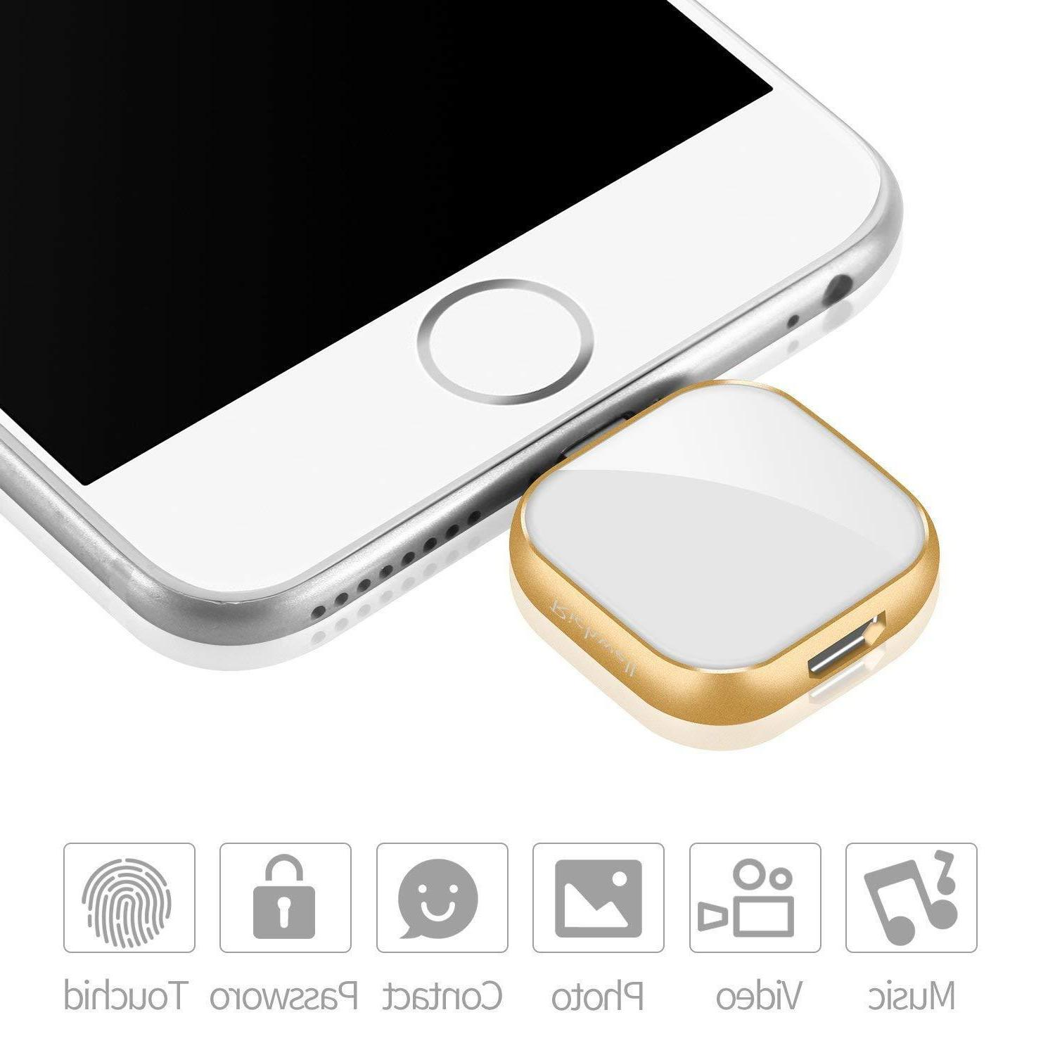 64GB OTG Flash Drive for iPhone, and