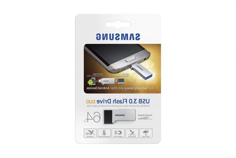 Samsung Flash Drive Duo