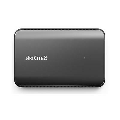 SanDisk Extreme 900 480 GB External Solid State Drive - USB