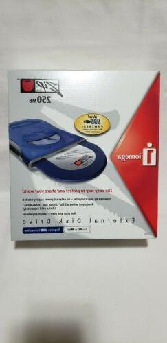 Iomega 31310 Zip 250 MB USB-Powered Drive