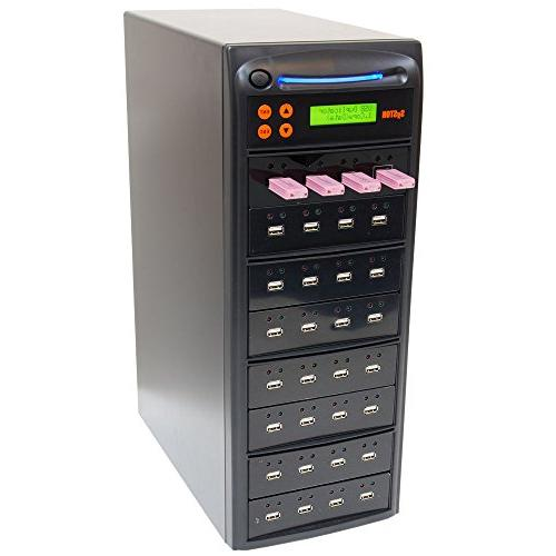 SySTOR 1 to 31 Multiple USB Duplicator / Flash Card