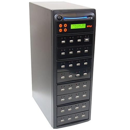 SySTOR to 31 Multiple Duplicator Card Copier