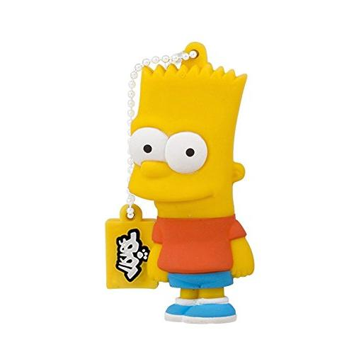 Tribe FD003402 The Simpsons Springfield Pendrive Figure 8 GB