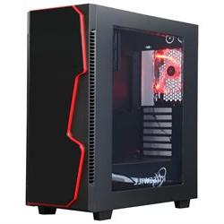 Rosewill ATX Mid Tower Gaming Computer Case, supports up to