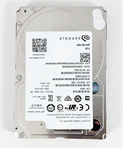 "Barracuda ST5000LM000 5 TB 2.5"" Internal Hard Drive"
